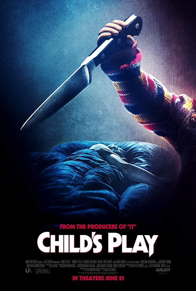 childs play poster - Interview: David Lewis Is Not The Jerk From CHILD'S PLAY