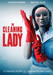 cleaninglady DVD HIC 212x300 - Things Get Messy in Latest Unnerving Trailer for THE CLEANING LADY