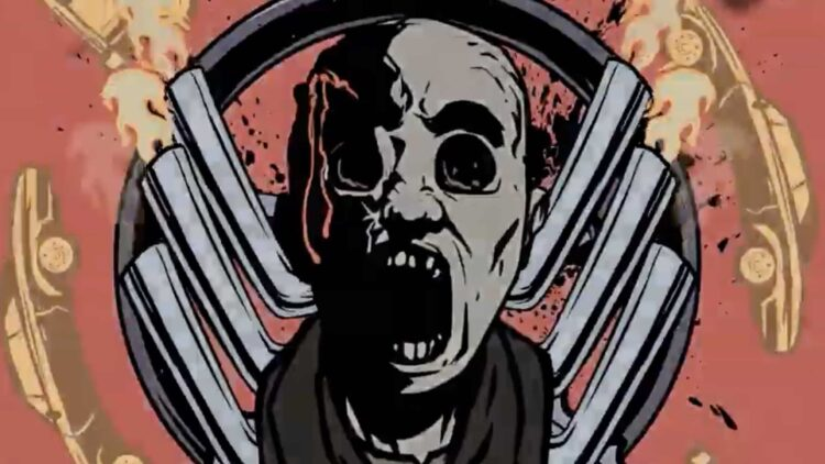 """dantearcanexiiibanner 750x422 - Colombian Rockers DANTE HH Release Horror-Fueled Animated Video For """"Arcane XIII"""""""