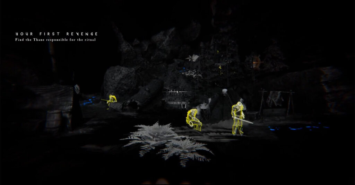 darkborn13 1 1024x576 - Play As The Monster In Viking Horror Game DARKBORN