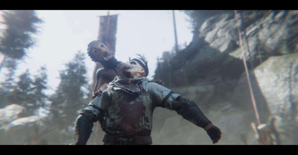 darkborn16 1 1024x576 - Play As The Monster In Viking Horror Game DARKBORN