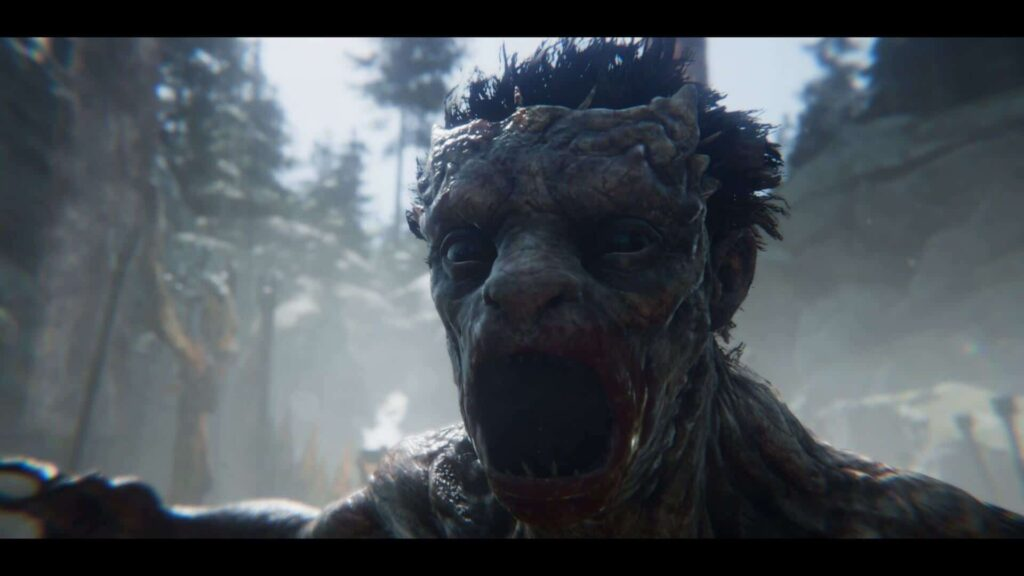 Play As The Monster In Viking Horror Game Darkborn Dread Central