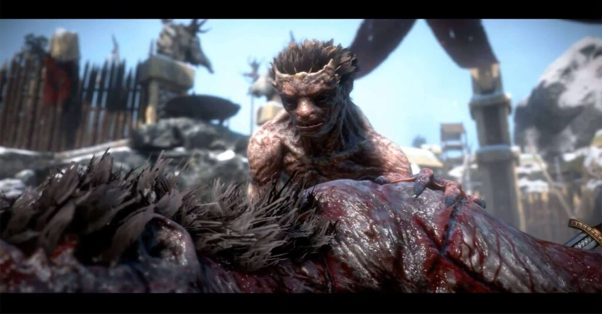 darkborn37 1 1024x576 - Play As The Monster In Viking Horror Game DARKBORN