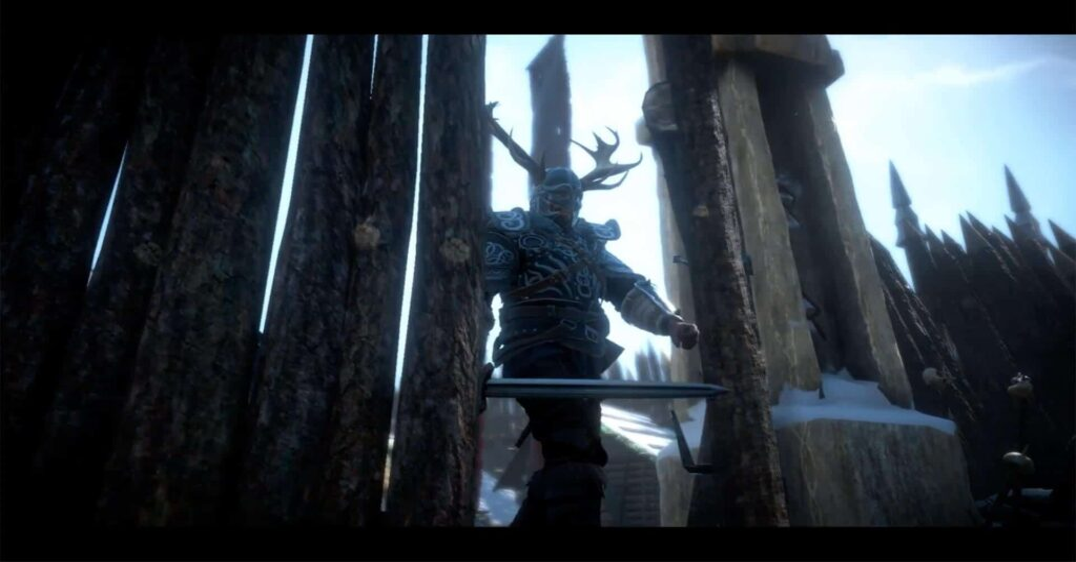 darkborn38 1 1024x576 - Play As The Monster In Viking Horror Game DARKBORN