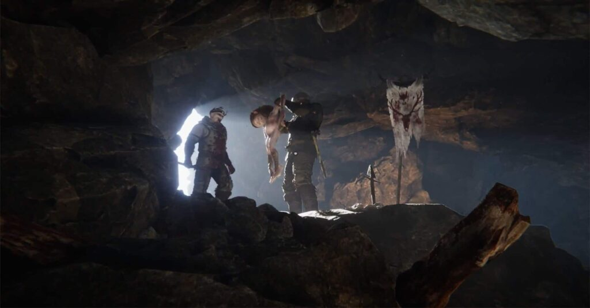 darkborn5 1 1024x576 - Play As The Monster In Viking Horror Game DARKBORN