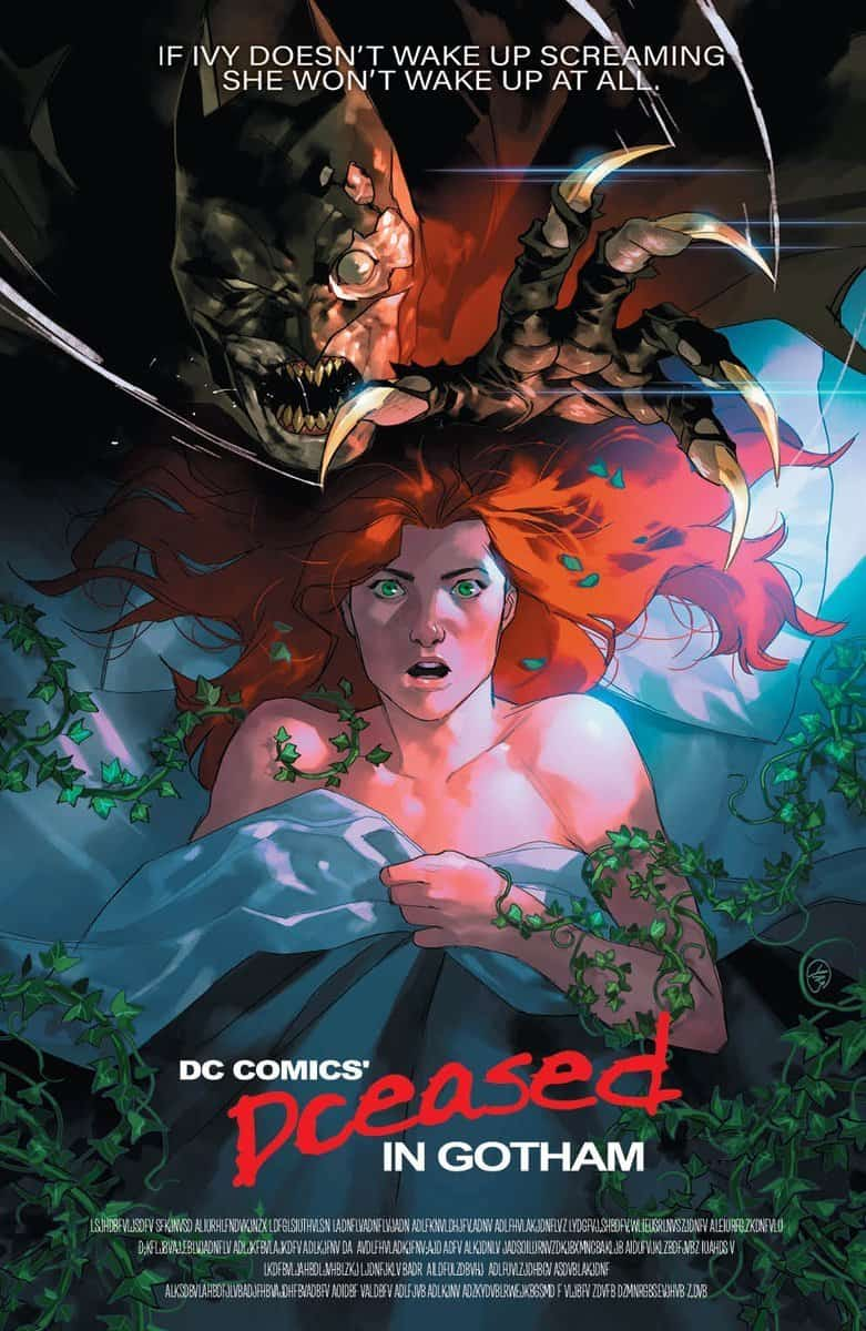 dceased 1 - DC Does Horror! 6-Issue DCeased Series Features Horror Movie Inspired Covers