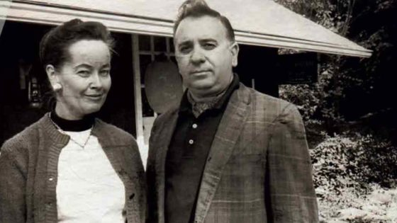 ed and lorraine warren 560x315 - Rest in Peace: Lorraine Warren, The Inspiration For THE CONJURING Universe, Has Passed Away
