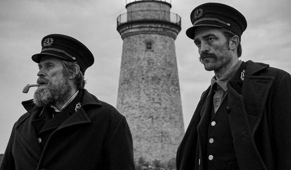 "eggers lighthouse - Here's a ""First Look"" at THE WITCH Director's Sophomore Feature, THE LIGHTHOUSE"