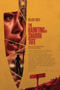 hauntingofsharontateposter 202x300 - Exclusive THE HAUNTING OF SHARON TATE Clip Gets Right to the Violence