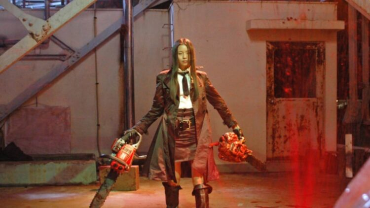 tokyo gore 750x422 - Drinking With The Dread: Gettin' F#*king W-e-i-r-d With TOKYO GORE POLICE