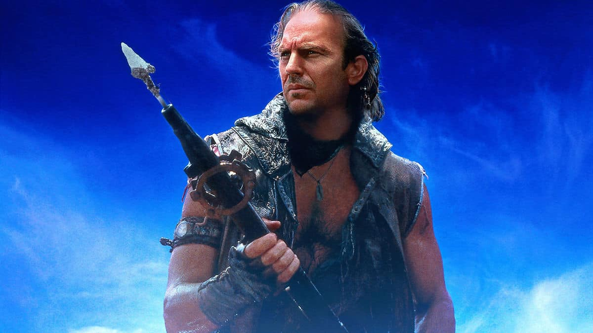 waterworld feat - WATERWORLD Blu-ray Review - Now With More Water!