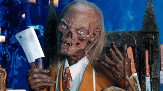 1cryptkeeper 1 560x315 - Exhuming TALES FROM THE CRYPT: The Horror of the Pit of the Assassins!