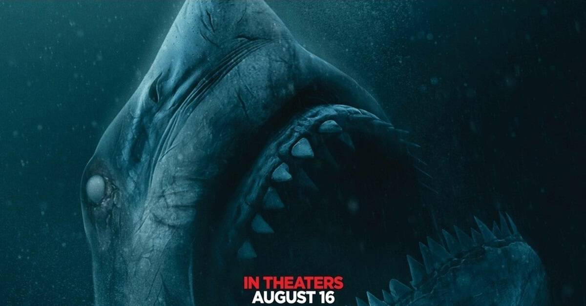 47 Meters Down Banner - New Poster for 47 METERS DOWN: UNCAGED Echos JAWS