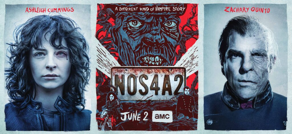 AMC NOS4A2 KA horiz 1024x471 - Trailer: Key Art & Sneak Peek from NOS4A2 Coming to AMC June 2nd