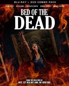 Bed of the Dead New Cover Artwork 239x300 - Hear Me Out: BED OF THE DEAD Looks Pretty Damn Good