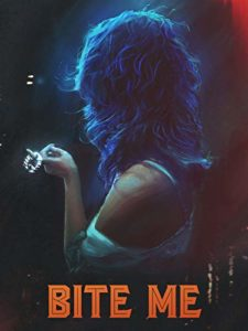 """Bit Me Poster 225x300 - Trailer: An IRS Agent and a Vampire Fall in Love in BITE ME + """"The Joyful Vampire Tour"""""""