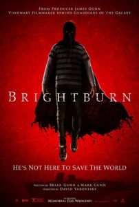 Brightburn Poster 202x300 - A Sequel to James Gunn's BRIGHTBURN is Being Discussed