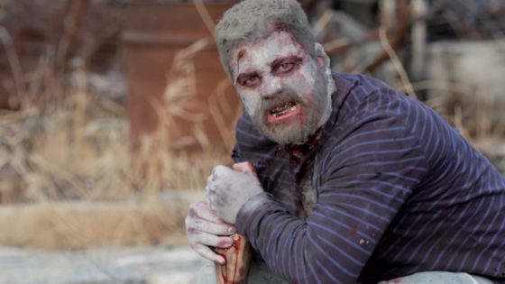 Bunkheads Banner 560x315 - Fish Stick Ease the Trauma of the Zombie Apocalypse in Side-Splitting Exclusive Clip from BUNKHEADS