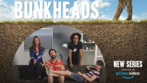 Bunkheads Poster Horizontal NEW SERIES 300x169 - Fish Stick Ease the Trauma of the Zombie Apocalypse in Side-Splitting Exclusive Clip from BUNKHEADS