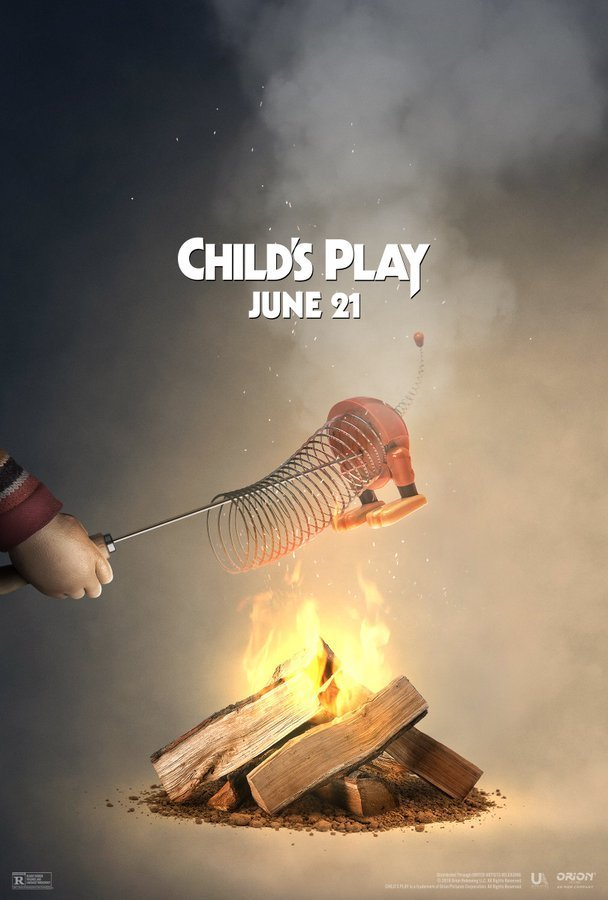 Hot Dog? Chucky Trolls TOY STORY (Again) in Latest Poster for Orion's CHILD'S PLAY Remake - Dread Central