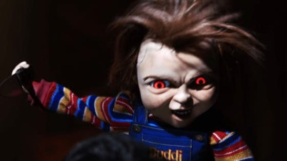 "Childs Play 2019 Banner 560x315 - ""Chucky Did It"" in Latest Clip from CHILD'S PLAY in Theaters Friday"