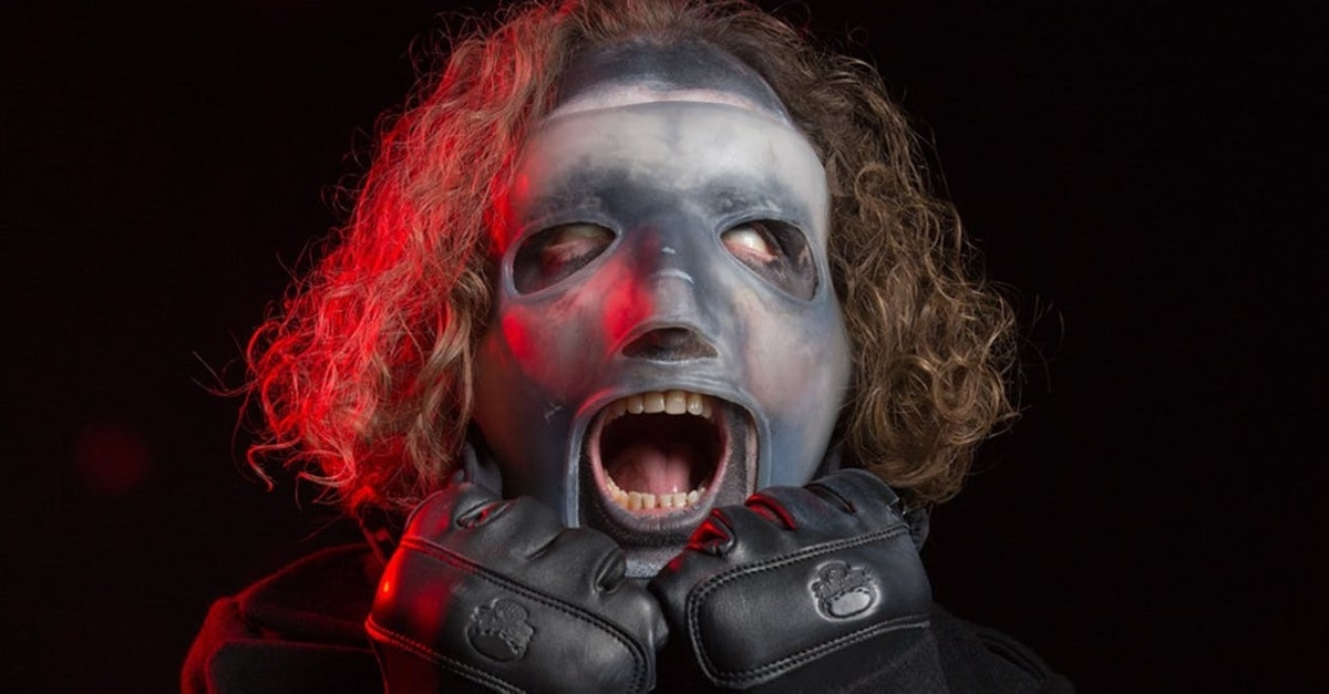 """Cory Taylor Slipknot Mask 2019 - Corey Taylor Says His New SLIPKNOT Mask Was Designed to """"F*** with People"""""""