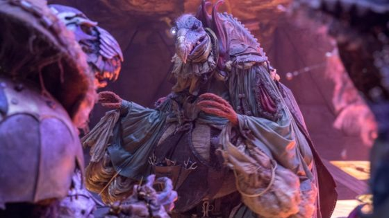 Dark Crystal Age of Resistance Banner 1 560x315 - Prequel Series THE DARK CRYSTAL: AGE OF RESISTANCE Will Arrive on Netflix in August