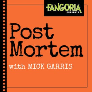 FANGO POD   Post Mortem Album Art 2 300x300 - Mick Garris & Stephen King Talk THE STAND's 25th Anniversary and Discuss the Upcoming Reboot
