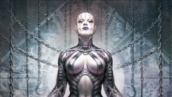 Female Pinhead Banner 560x315 - Why the New Pinhead/Hell Priest Should Definitely Be Female in the HELLRAISER Reboot