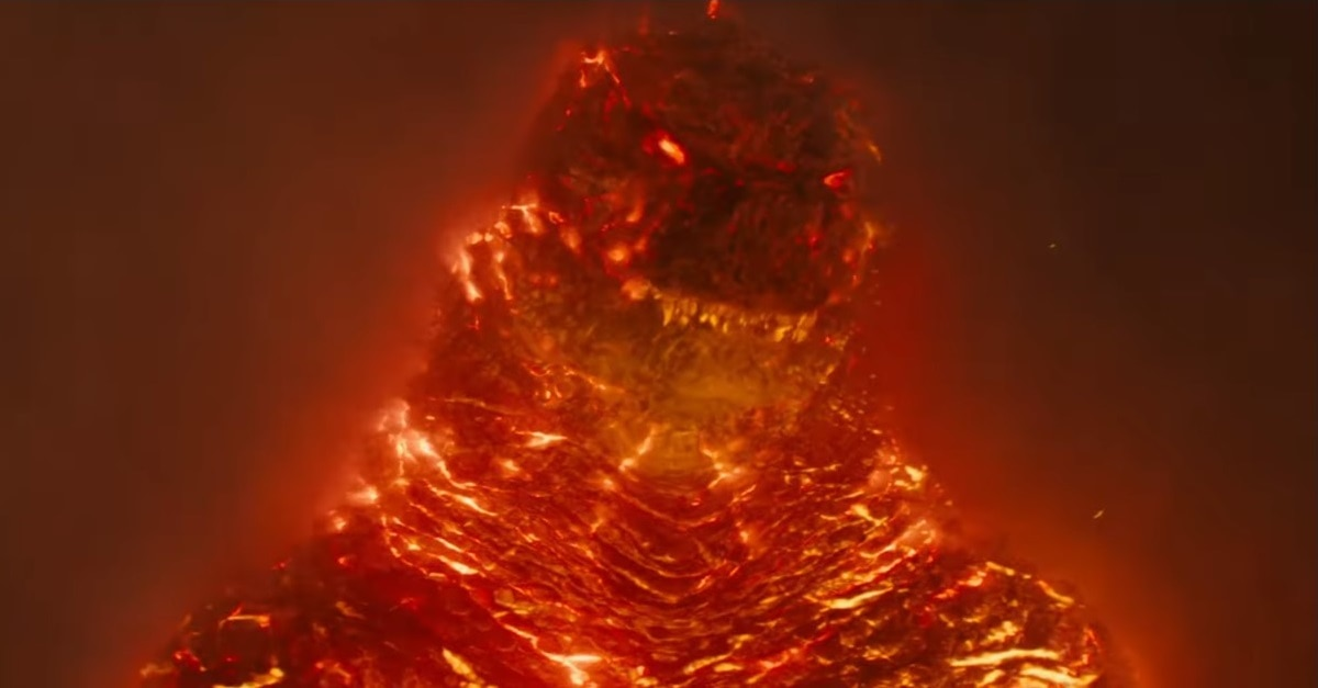 "Godzilla Banner - GODZILLA: KING OF THE MONSTERS Gets the ""Honest Trailer"" Treatment"
