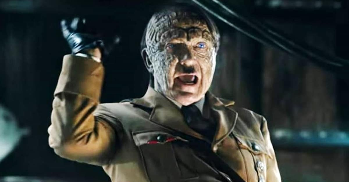 f8200a3bd63 Zombie Hitler will Ride a T-Rex on the Moon in IRON SKY 2 This July ...