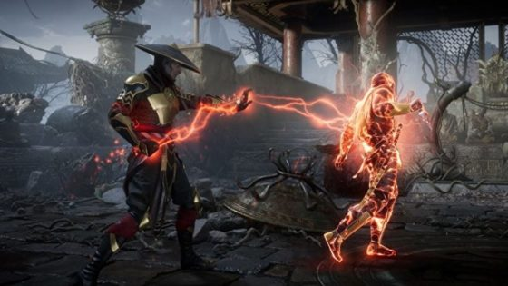 Mortal Kombat 11 Banner 560x315 - James Wan's MORTAL KOMBAT Reboot will Battle Box Offices in 2021