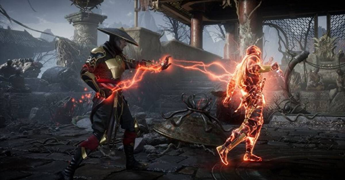 Mortal Kombat 11 Banner - James Wan's MORTAL KOMBAT Reboot will Battle Box Offices in 2021