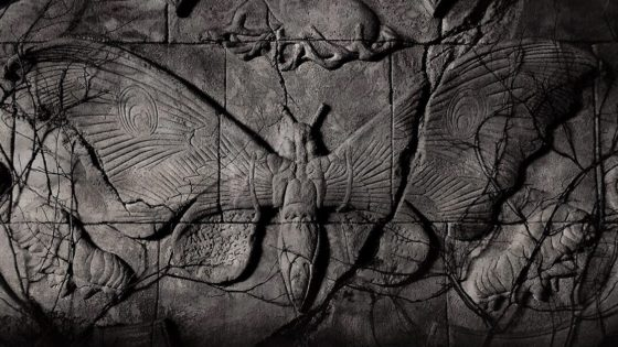 Mothra Easter Egg Banner 560x315 - Enter the Temple of Mothra in Latest Image from GODZILLA: KING OF THE MONSTERS