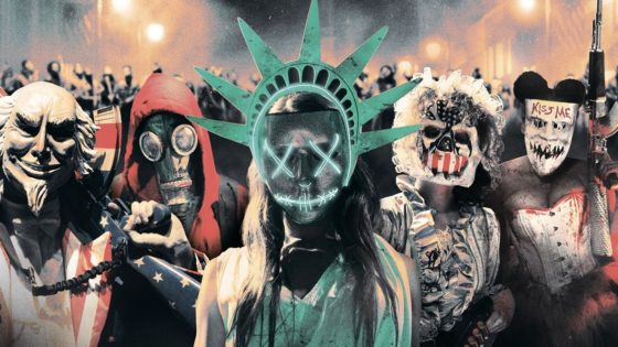 Purge Banner 560x315 - It'll Be THE PURGE 5 vs GHOSTBUSTERS 3 in 2020