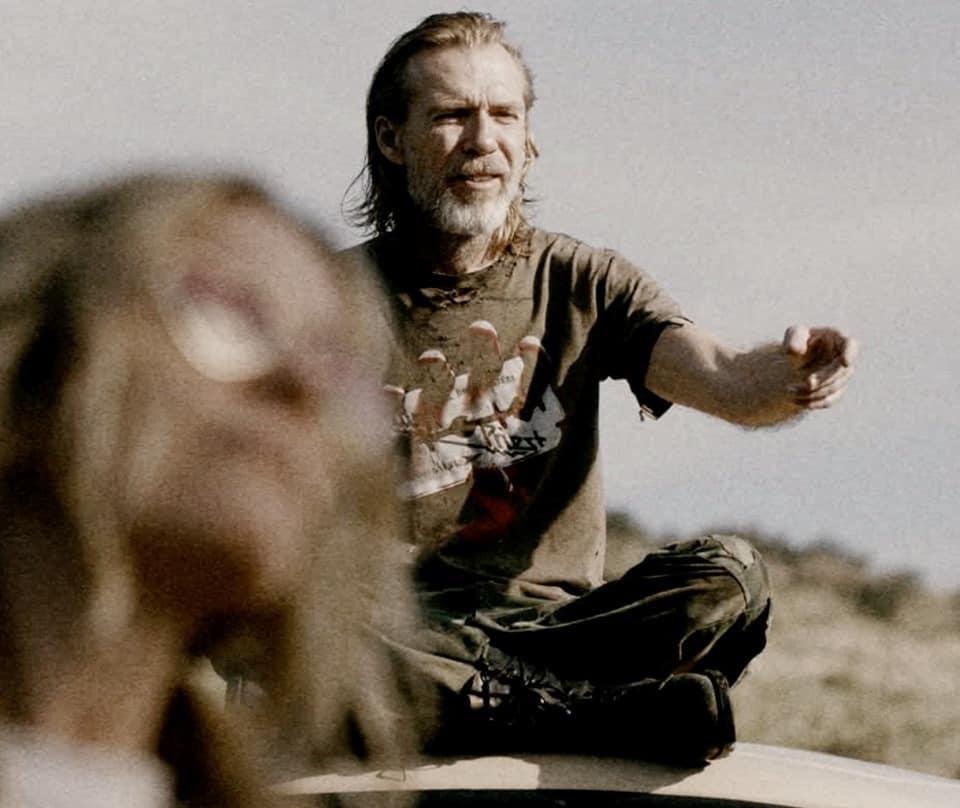 Richard Break in 3 from hell - Rob Zombie's Latest Pic from THREE FROM HELL Introduces Richard Brake's Character