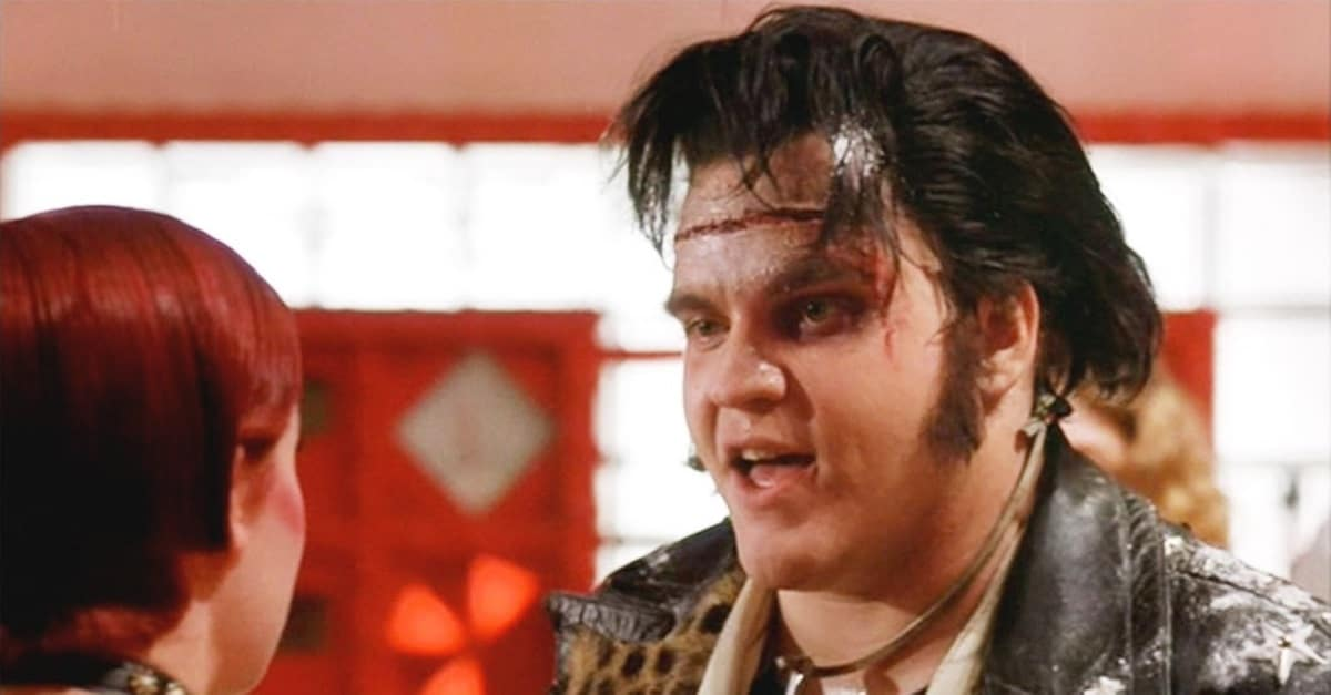 Rocky Horror Meatloaf Banner - Meat Loaf Was Injured at Texas Frightmare Weekend & We Have an Update