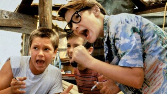 Stand by Me Banner 560x315 - Revisit STAND BY ME in 4K Ultra HD with Never-Before-Seen Footage!
