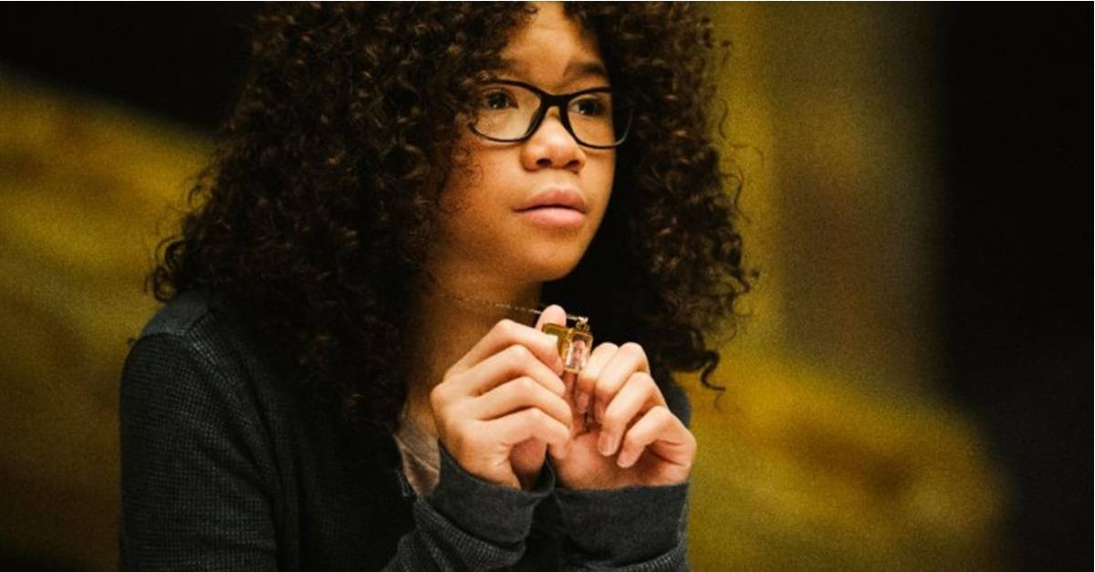 Storm Reid Banner - Latest Casting News + Plot Details Reveal Blumhouse's INVISIBLE MAN Will Be Something of a Ghost Story