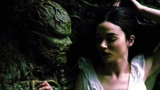 Swamp Thing TV Series Banner 560x315 - Trailer: Meet Dr. Abby Arcane in Latest Horrifying Teaser for DC's SWAMP THING TV Series