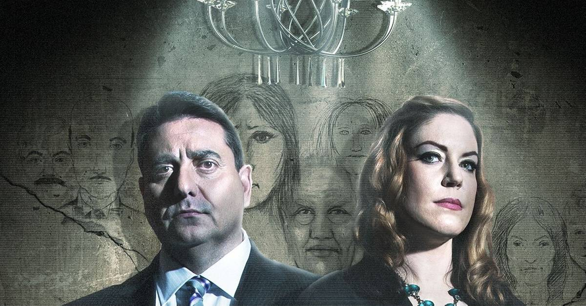 The Dead Files Banner - Episode Descriptions for Next Season of THE DEAD FILES on Travel Channel