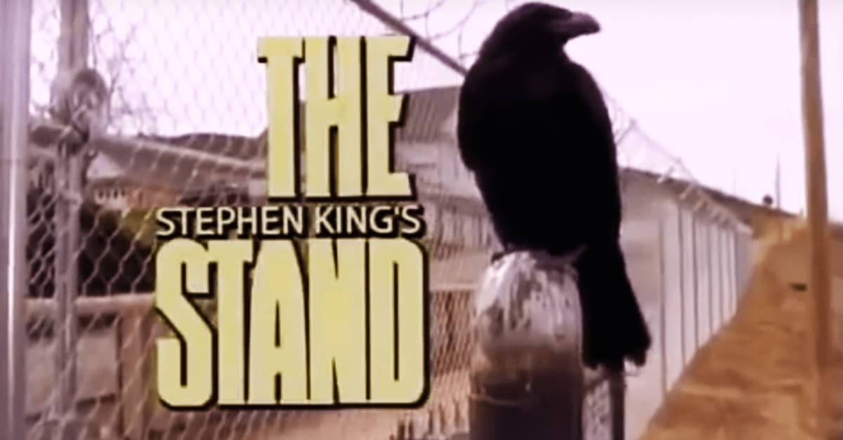 The Stand 1994 Banner - Mick Garris & Stephen King Talk THE STAND's 25th Anniversary and Discuss the Upcoming Reboot