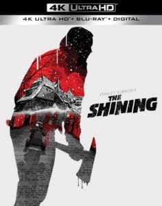 Here's Johnny! THE SHINING Getting 4K Release Just in Time For Halloween - Dread Central