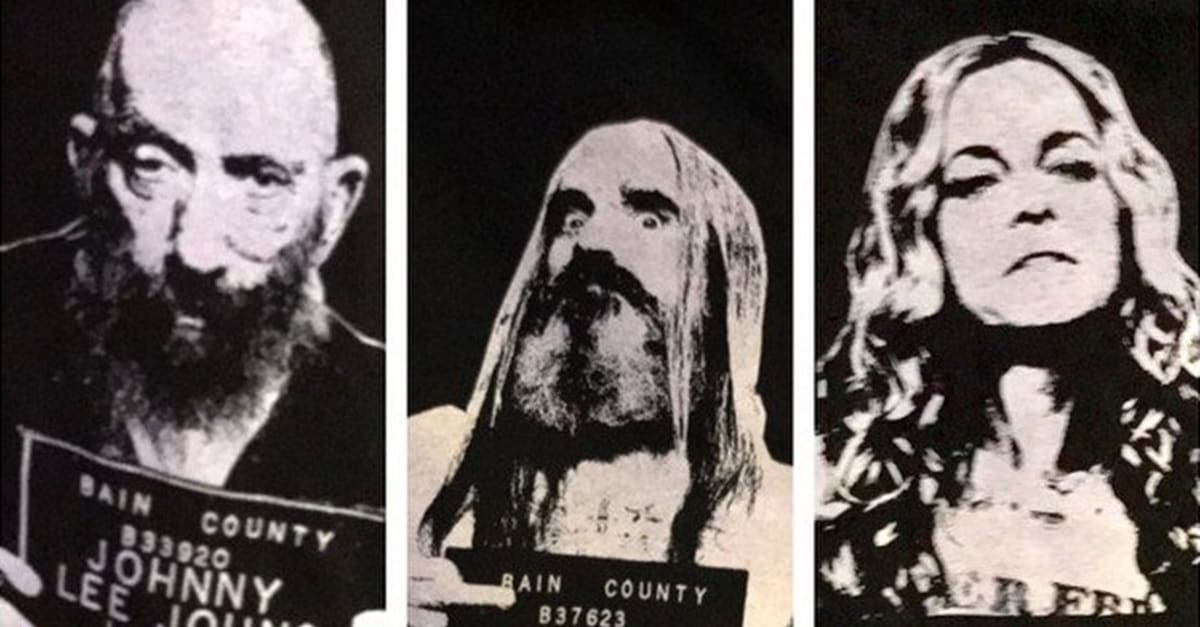 New Series Of Three From Hell Mugshot Tees Available To