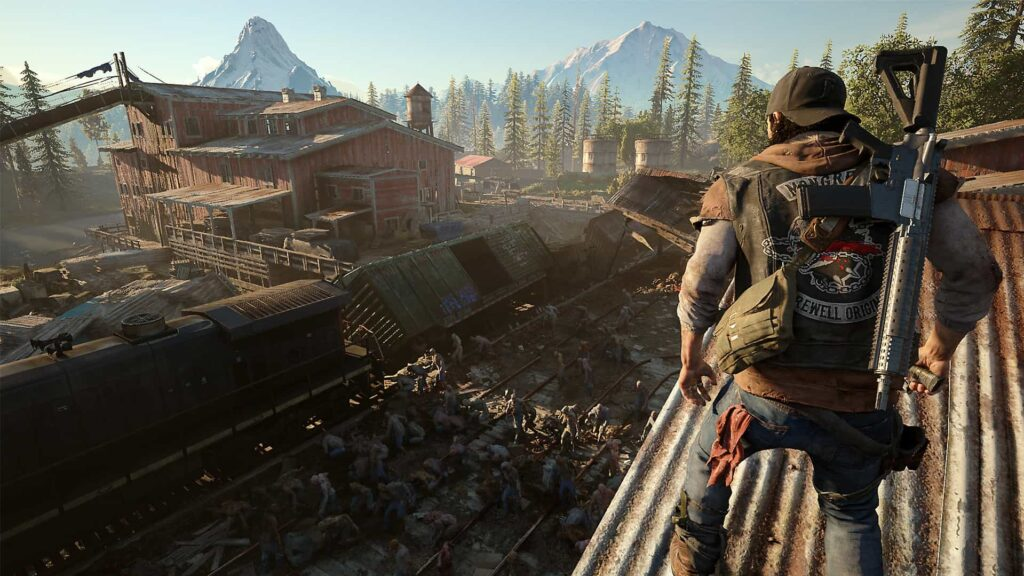 days gone screen 05 overlook ps4 1024x576 - Interview: Composer Nathan Whitehead Discusses the Score of DAYS GONE