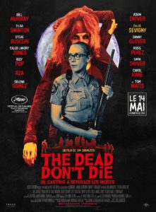 dead dont die 3 221x300 - Exclusive Interview: Chloë Sevigny Talks THE DEAD DON'T DIE, AMERICAN HORROR STORY, and AMERICAN PSYCHO