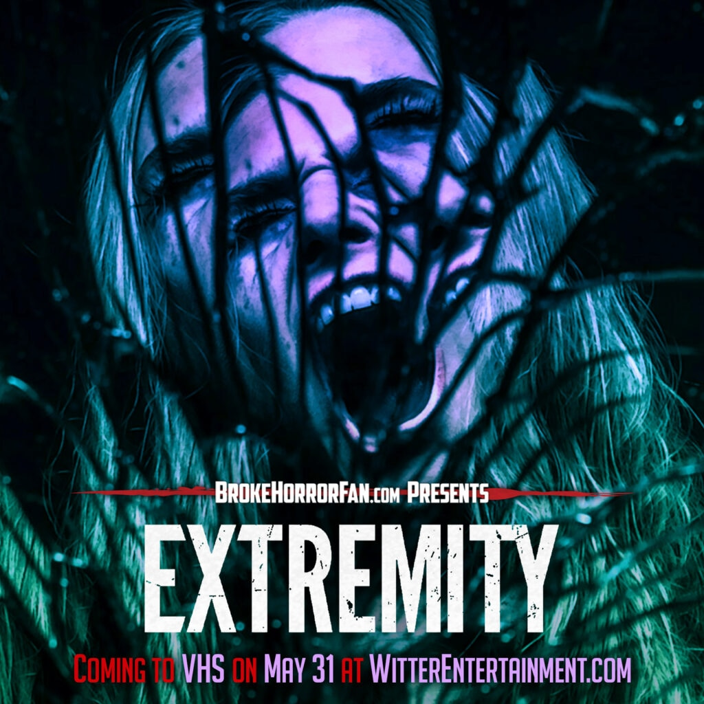 extremityvhs 1024x1024 - DREAD Presents: EXTREMITY is Getting a VHS Treatment!