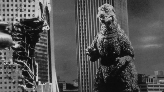 godzillabanner 560x315 - American Cinematheque and Beyond Fest Team Up For GODZILLA Six-Film Marathon This Weekend!