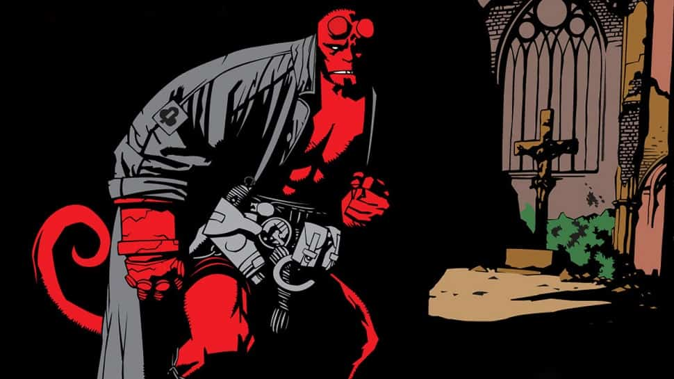 hellboy - Horror Unlimited: The Wacky Weirdness of THE SON OF SATAN