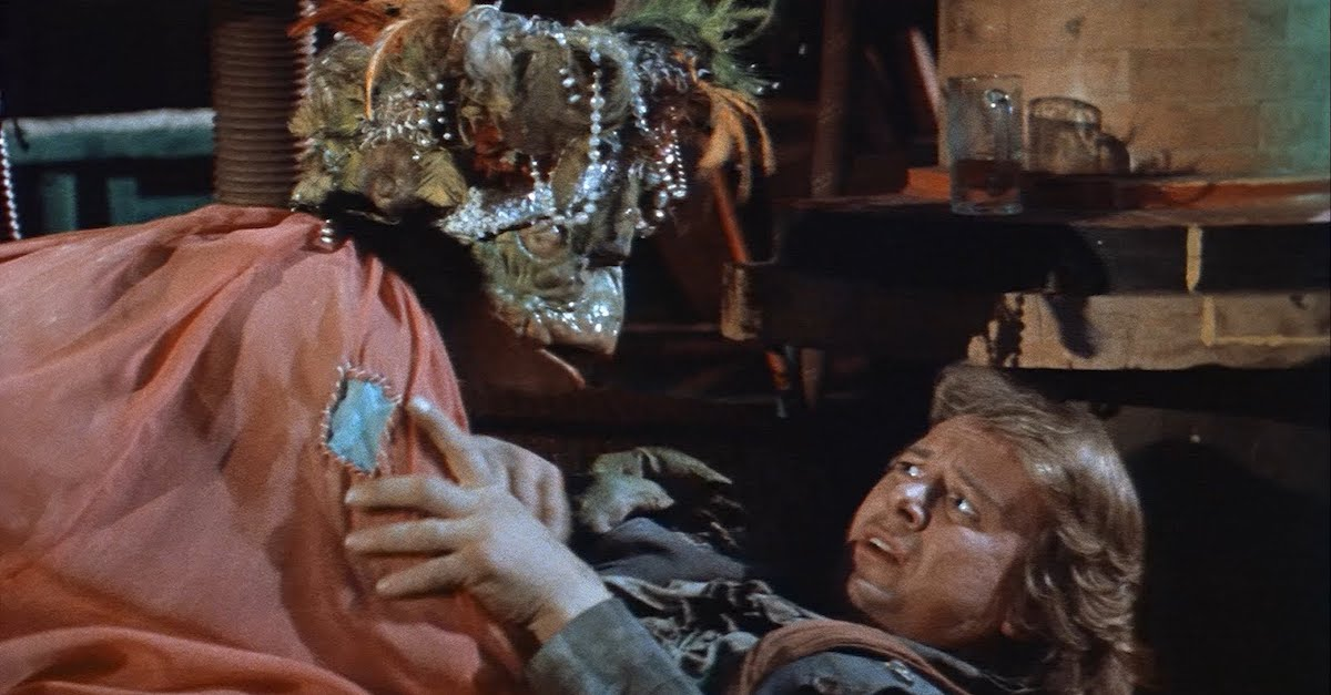 hellcomestofrogtownbanner - Vinegar Syndrome To Release 4K Restoration of Cult Classic HELL COMES TO FROGTOWN